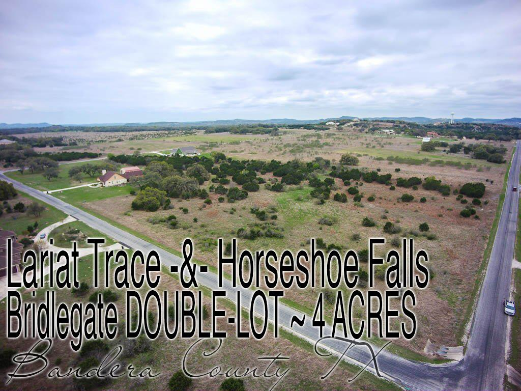 Photo of home for sale at 4 acres Lariat Trace, Bandera TX