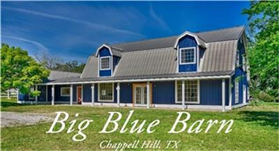 Photo of home for sale at 3101 Fm 1155, Chappell Hill TX