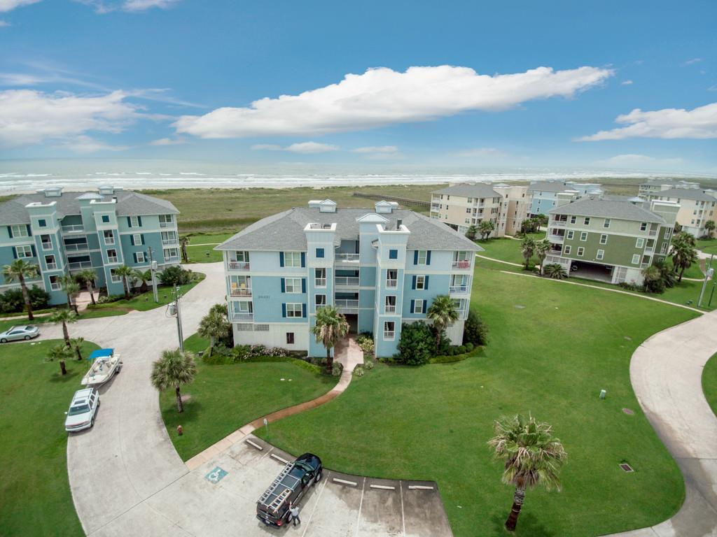 Photo of home for sale at 26421 Cat Tail Drive, Galveston TX