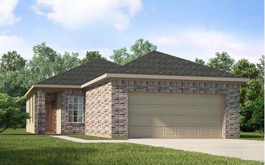 Photo of home for sale at 13227 Clifton Hill, Houston TX