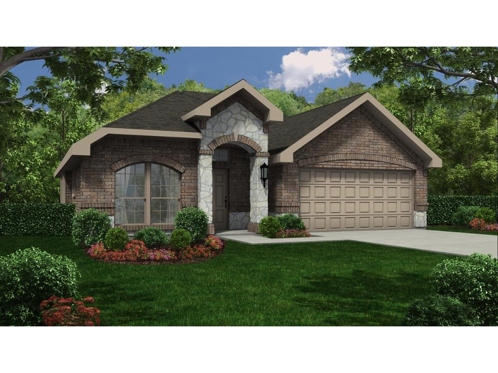 Photo of home for sale at 13623 Kodiak Brown Bear Street, Crosby TX