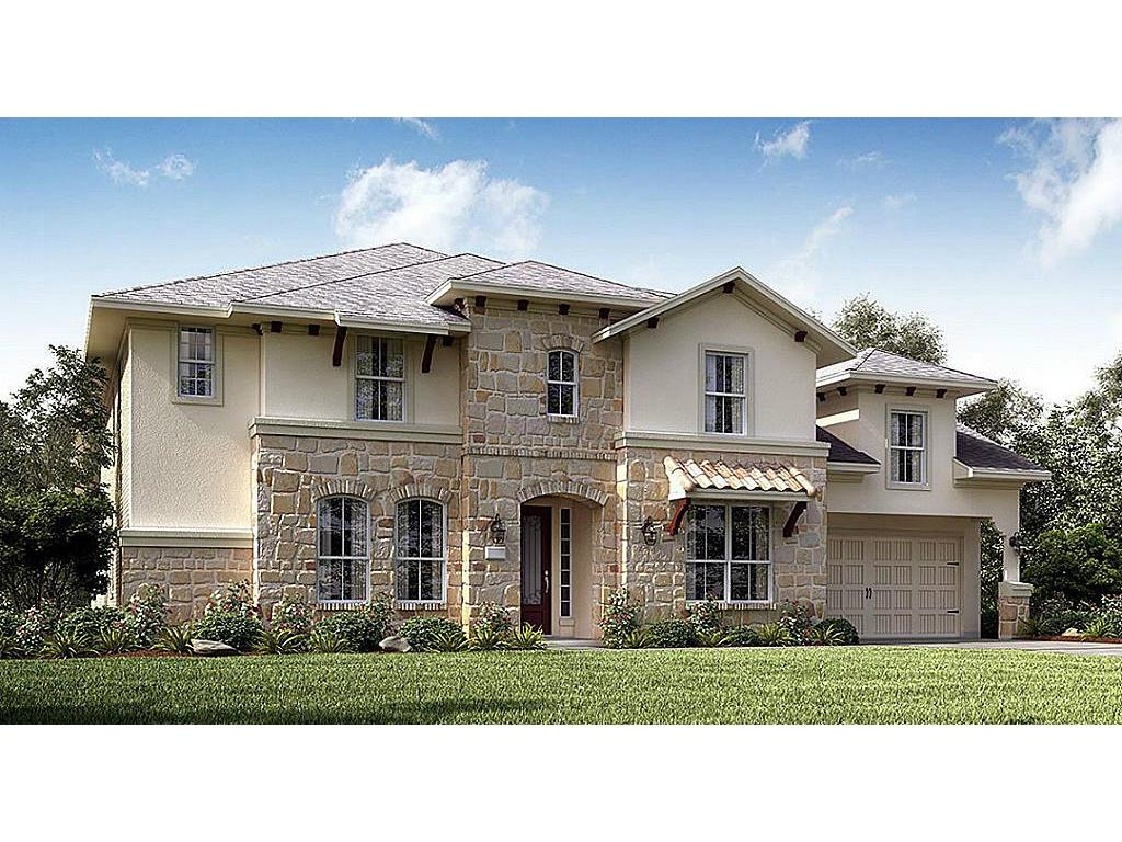 Photo of home for sale at 3743 Forest Brook Lane, Spring TX