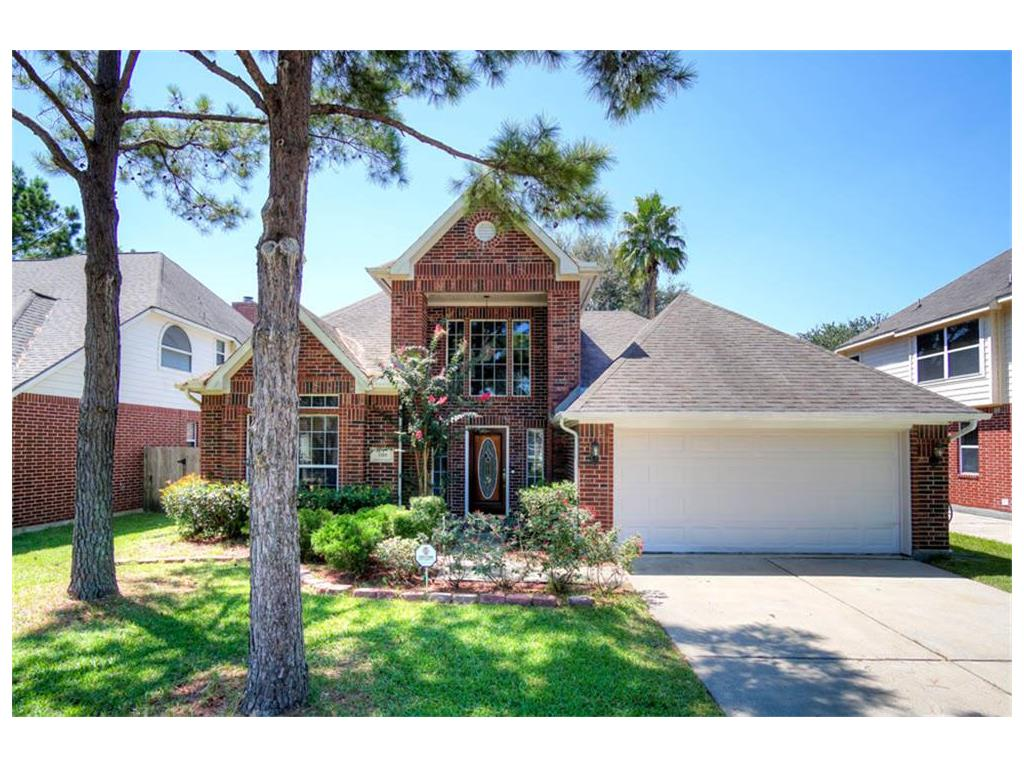 Photo of home for sale at 3318 Baden Oaks, Katy TX