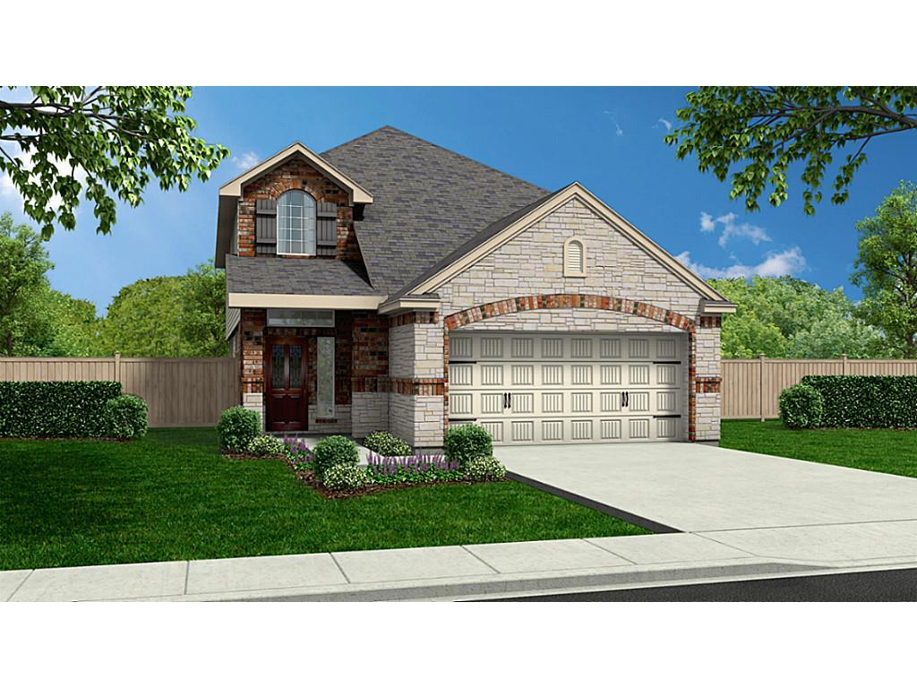 Photo of home for sale at 7518 Welsh Stone, Houston TX
