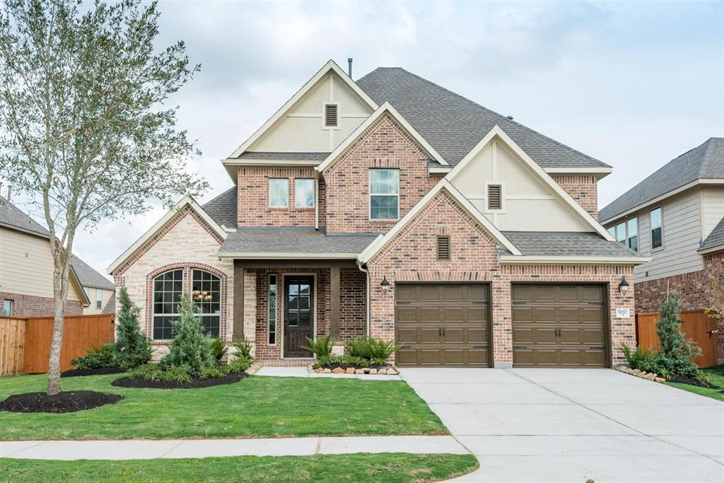 Photo of home for sale at 10807 Battenrock Court, Richmond TX