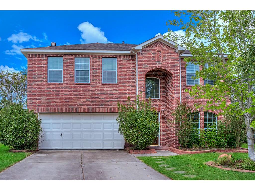 Photo of home for sale at 3403 Palomar Valley Drive, Spring TX