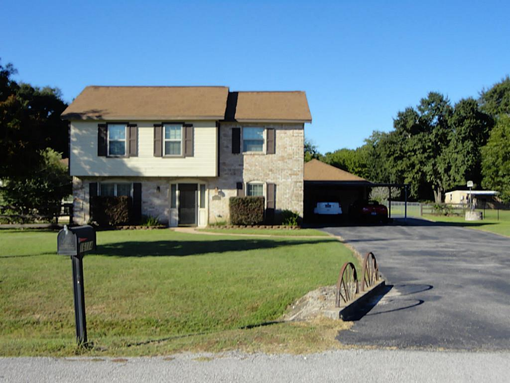 Photo of home for sale at 16114 Barklea, Cypress TX
