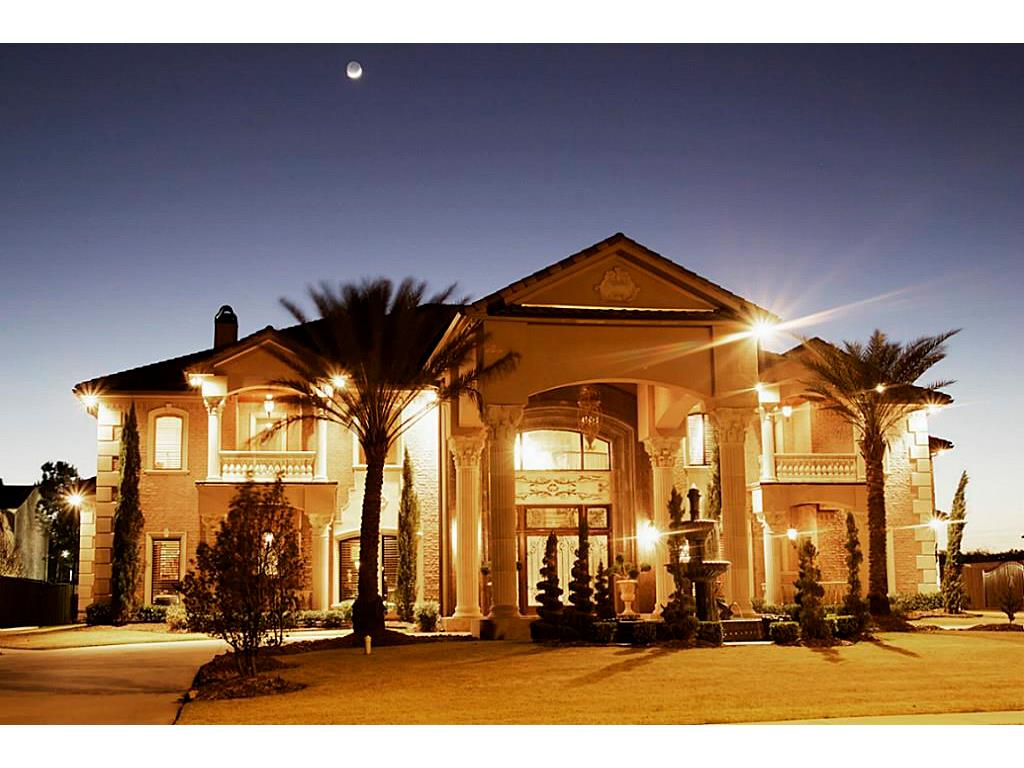 Photo of home for sale at 7 Estates Of Montclaire, Beaumont TX