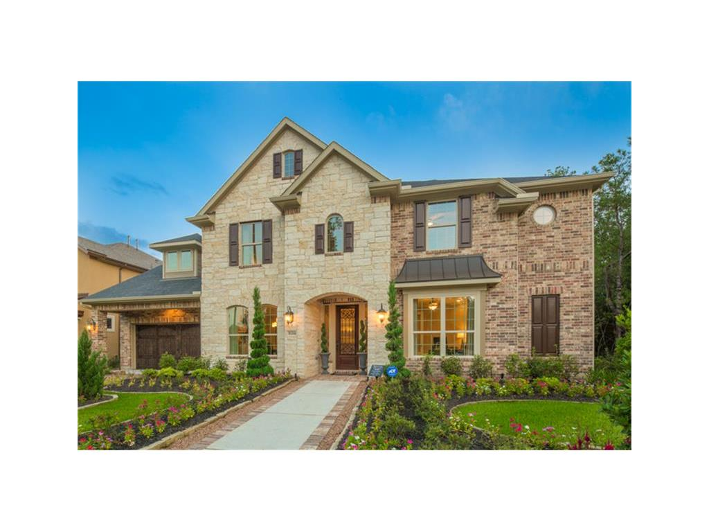 Photo of home for sale at 31214 Maple Park Lane, Spring TX