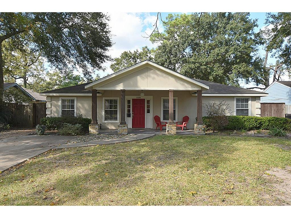 Photo of home for sale at 1326 Curtin, Houston TX