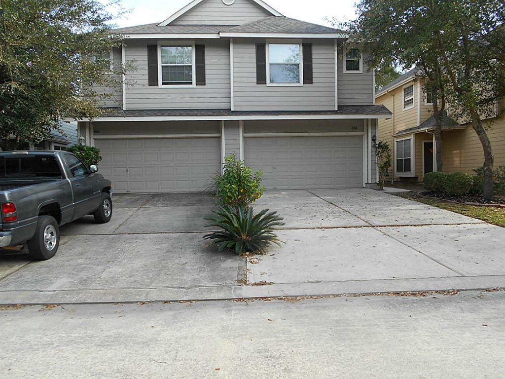 Photo of home for sale at 6314 Encenada Green Trl, Humble TX