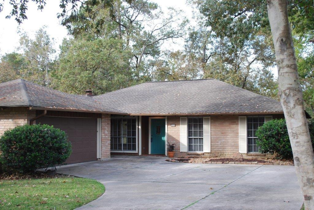 Photo of home for sale at 65 Hiwon Drive, Panorama Village TX