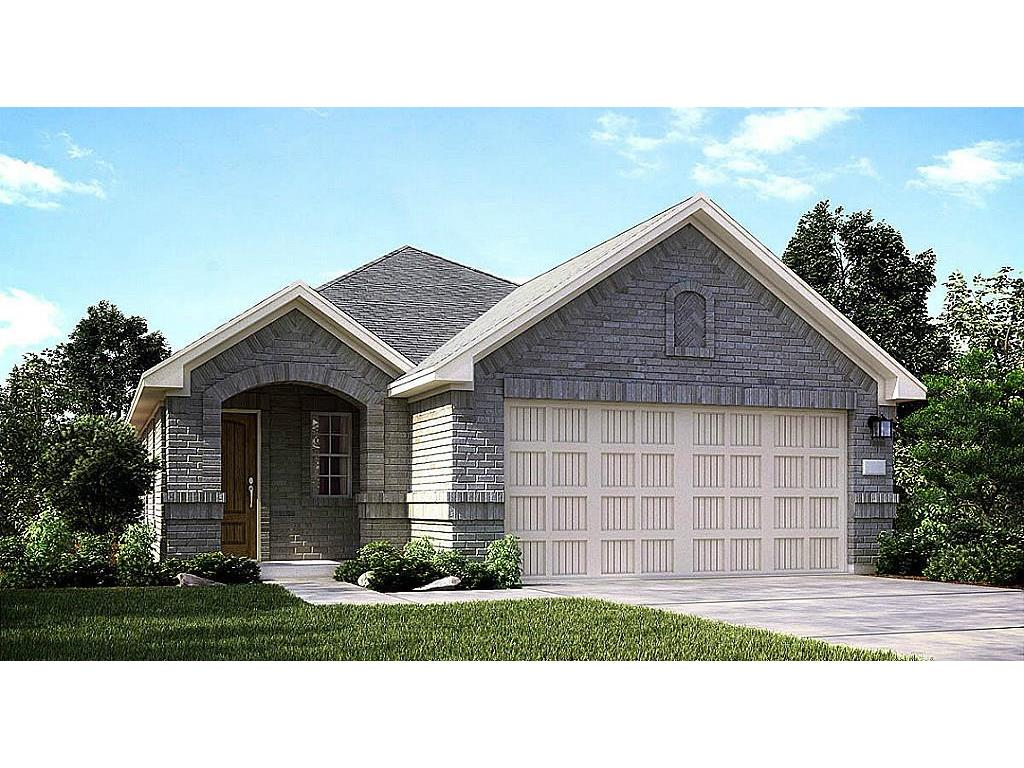 Photo of home for sale at 18847 Genova Bay Court, New Caney TX