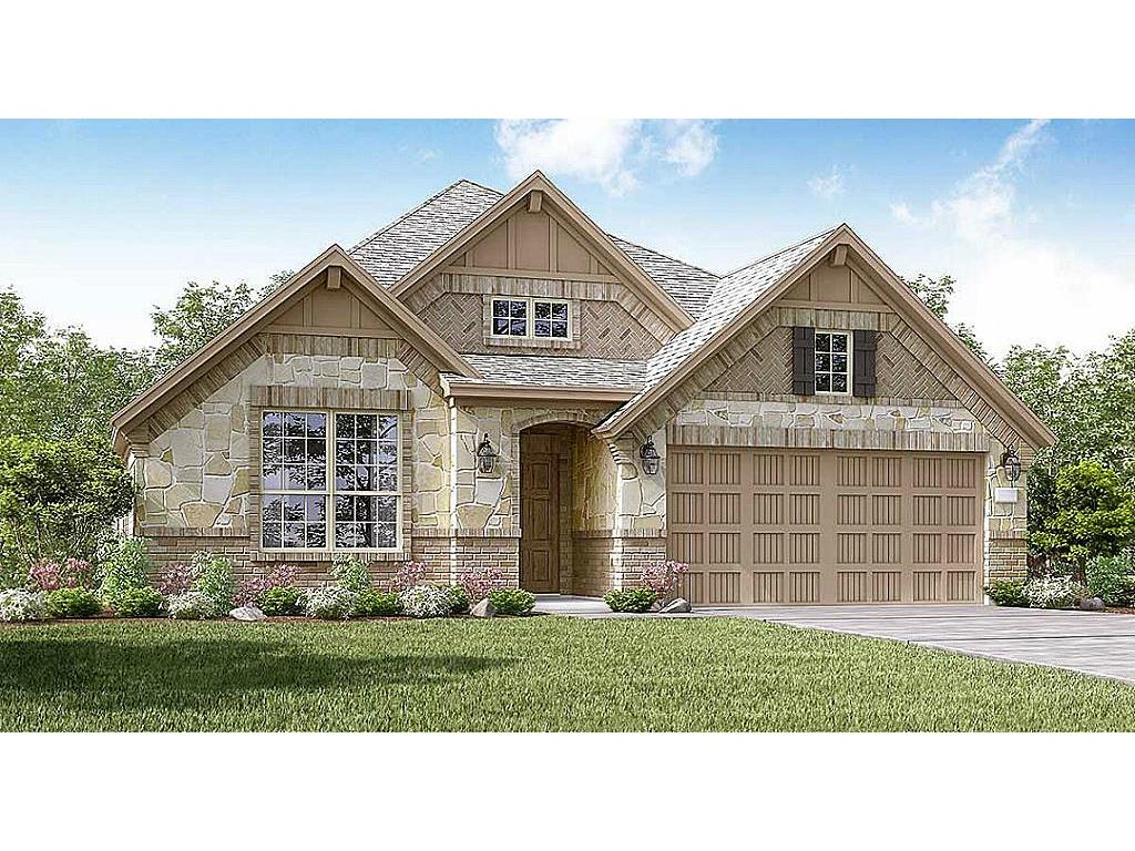 Photo of home for sale at 2905 Fox Ledge Court, Conroe TX