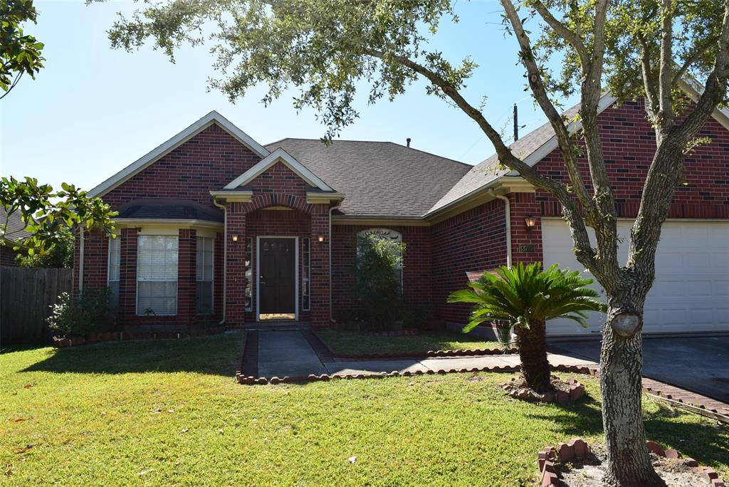 Photo of home for sale at 13735 Garden Springs Drive, Houston TX