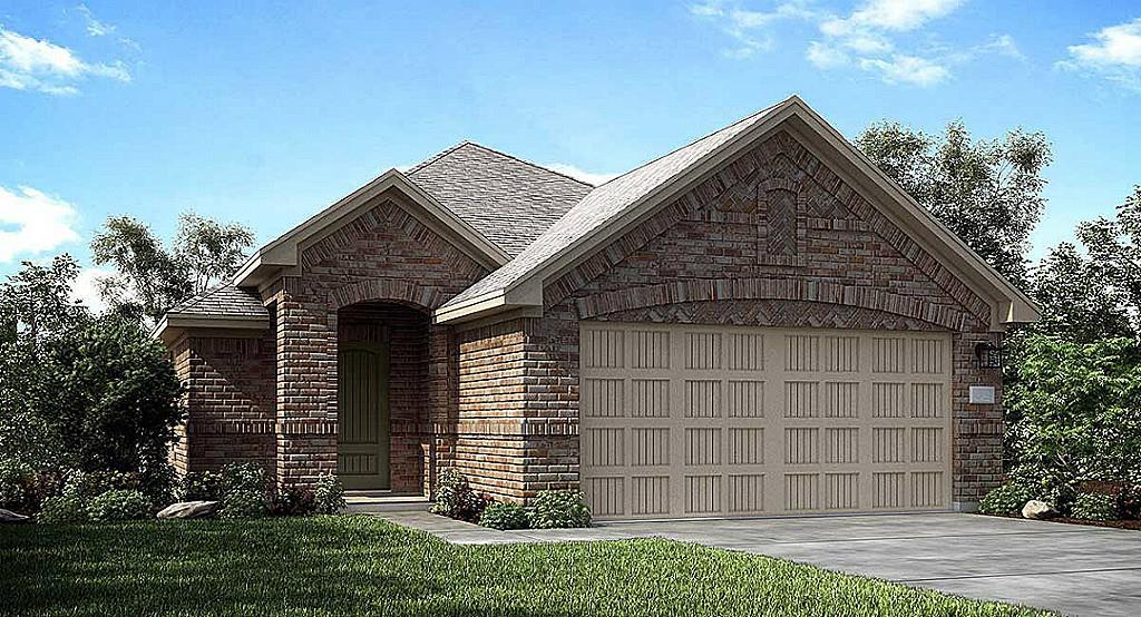 Photo of home for sale at 18873 Genova Bay Court, New Caney TX