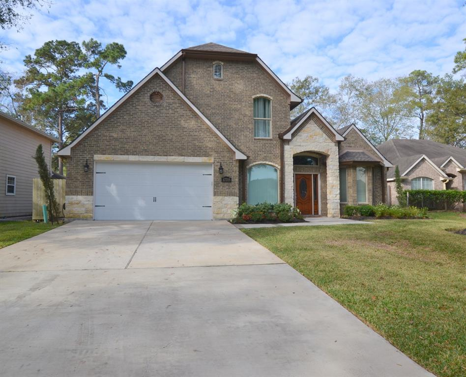 Photo of home for sale at 17715 Wake Court, Crosby TX