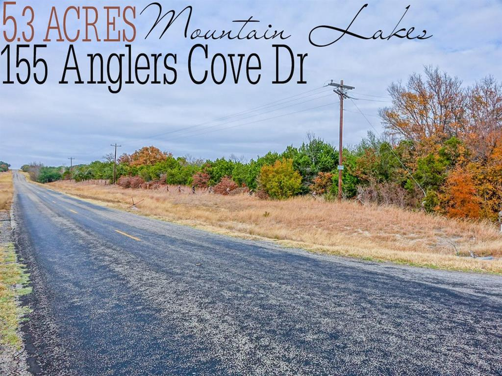 Photo of home for sale at 155 Anglers Cove Drive, Bluff Dale TX