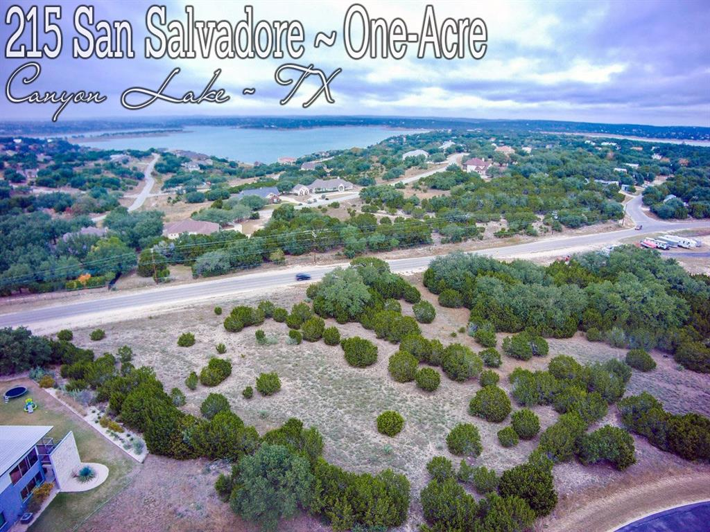 Photo of home for sale at 215 San Salvadore, Canyon Lake TX
