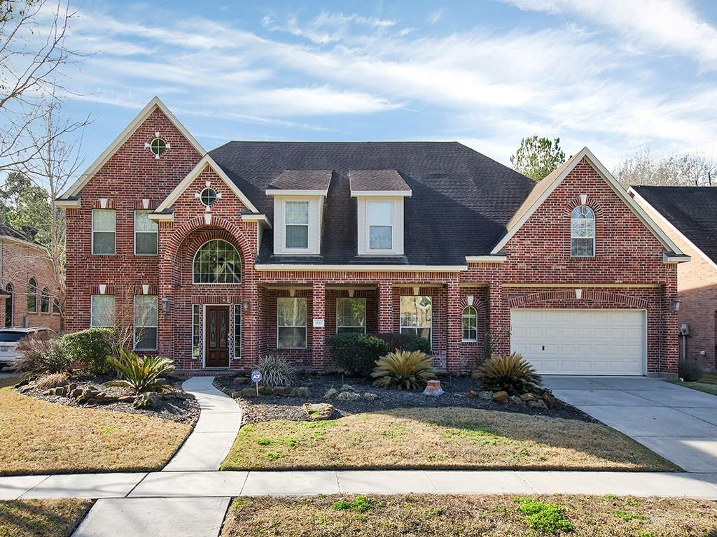 Photo of home for sale at 15411 Stable Oak Drive, Cypress TX