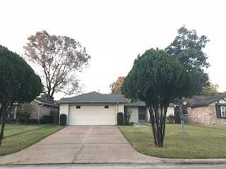Photo of home for sale at 7830 Lumber Jack Drive, Houston TX