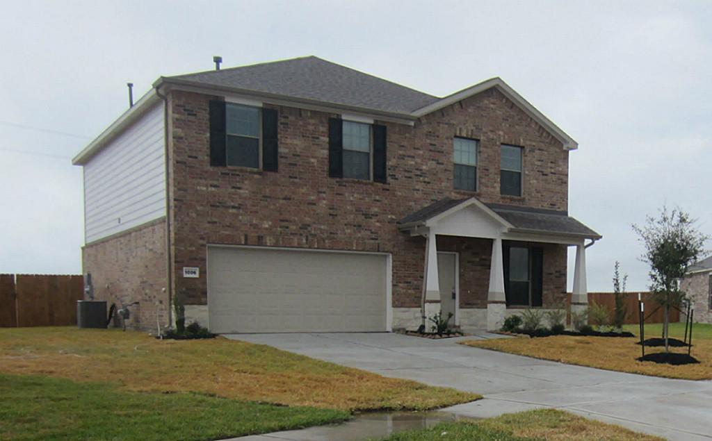 Photo of home for sale at 1019 Messina, Richmond TX
