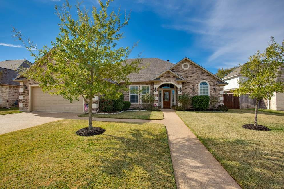 Photo of home for sale at 2803 Althea Court, Bryan TX