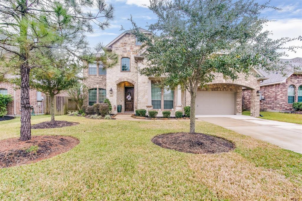 Photo of home for sale at 14507 Arbor Ivy Lane, Houston TX