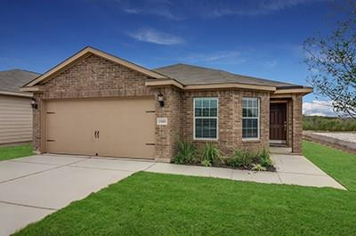Photo of home for sale at 9710 Steel Knot Lane, Iowa Colony TX