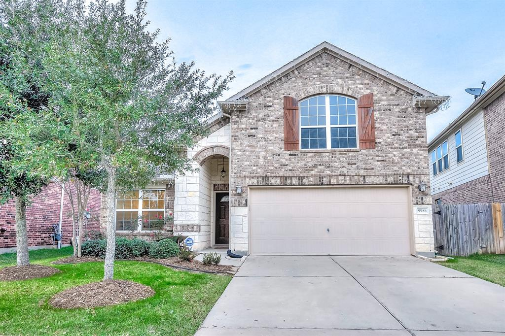 Photo of home for sale at 9984 Flagstone Pass Lane, Brookshire TX