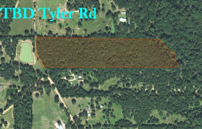 Photo of home for sale at TBD Tyler Road, Coldspring TX