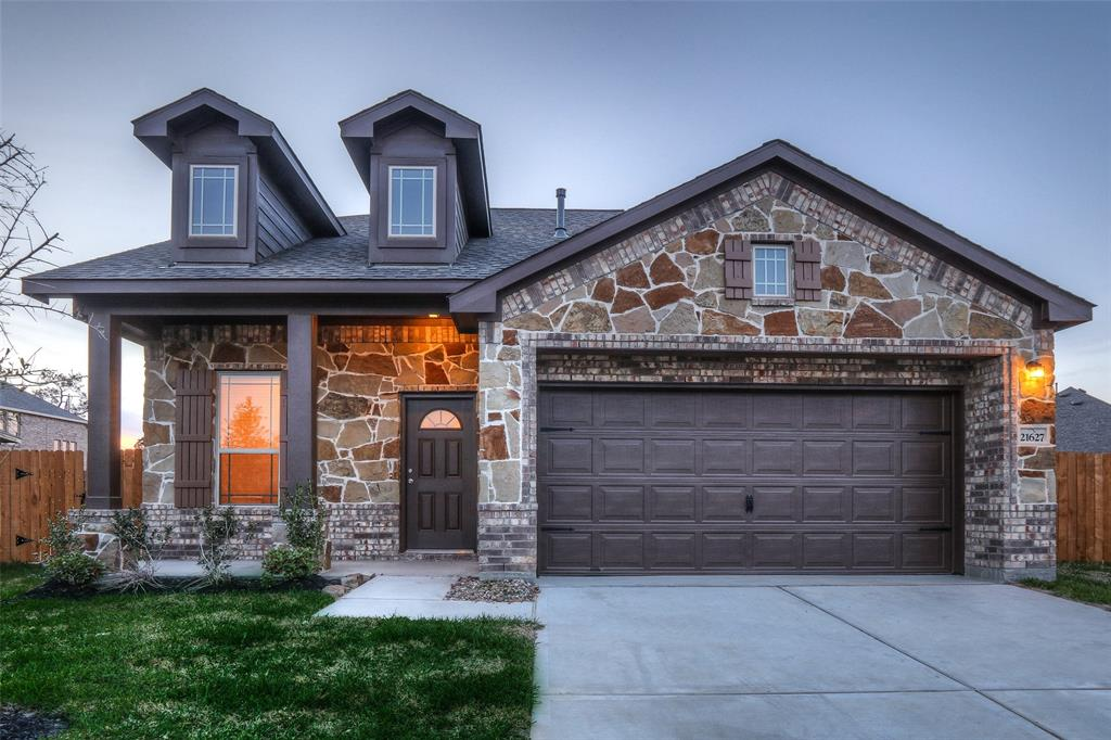 Photo of home for sale at 21627 Royal Troon Drive, Porter TX
