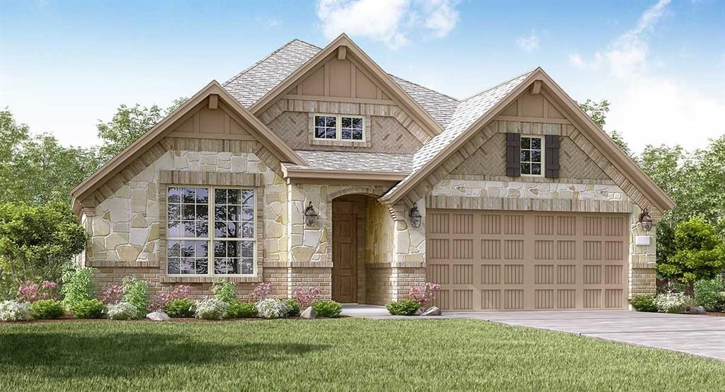 Photo of home for sale at 23688 Alder Branch Lane, New Caney TX
