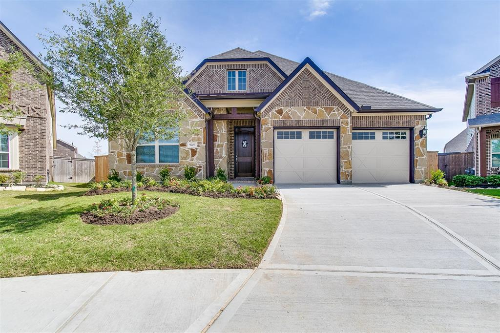 Photo of home for sale at 9703 MESSINA CREST CT, Richmond TX