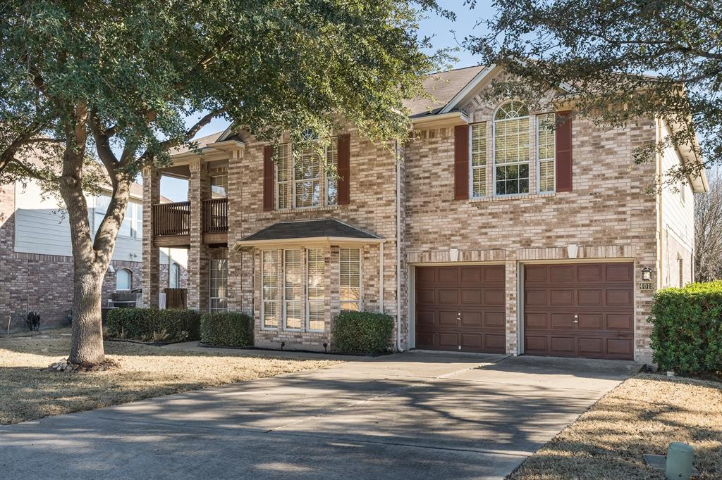 Photo of home for sale at 4019 Galena Hills Drive, Round Rock TX