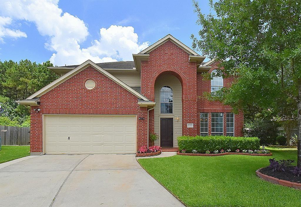 Photo of home for sale at 21303 Hannover Pines Drive, Spring TX