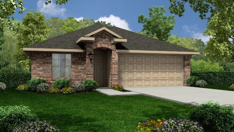 Photo of home for sale at 3551 Fern Footpath Lane, Richmond TX