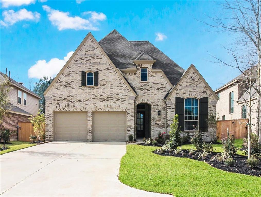 Photo of home for sale at 121 Russet Bend, Montgomery TX