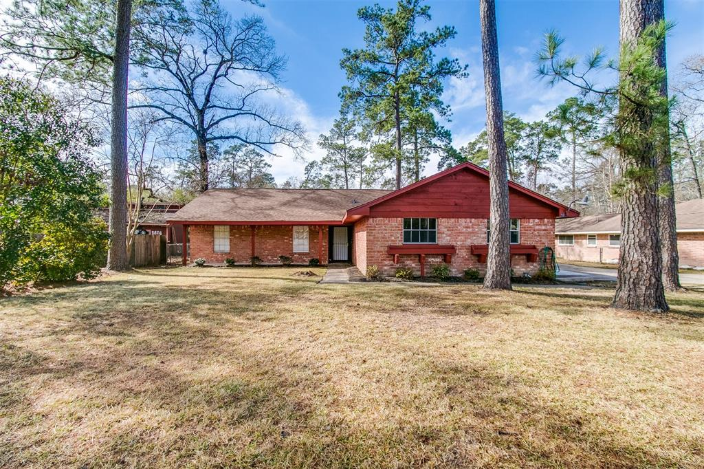 Photo of home for sale at 20770 Dogwood Lane, Porter TX