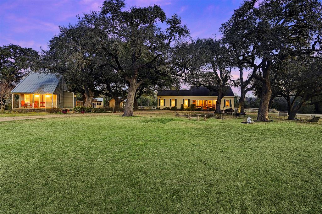 Photo of home for sale at 509 Live Oak Street N, Round Top TX