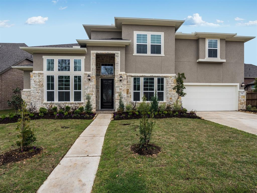 Photo of home for sale at 5310 Sterling Manor Lane, Sugar Land TX