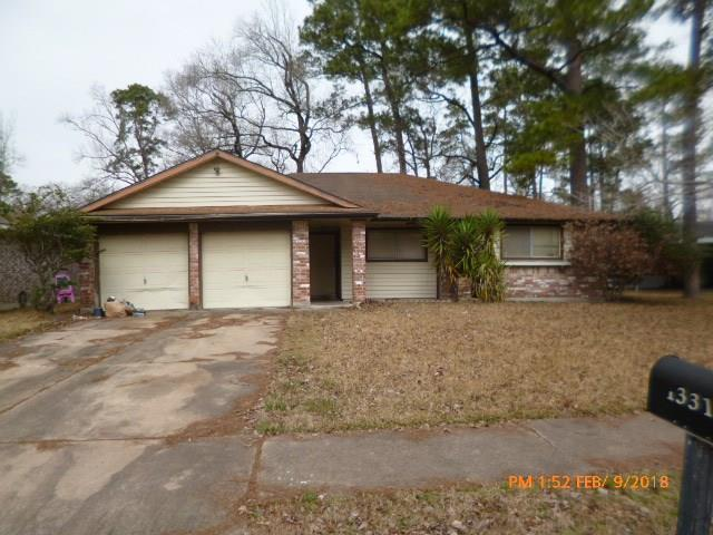Photo of home for sale at 13319 Edgeboro Street, Houston TX