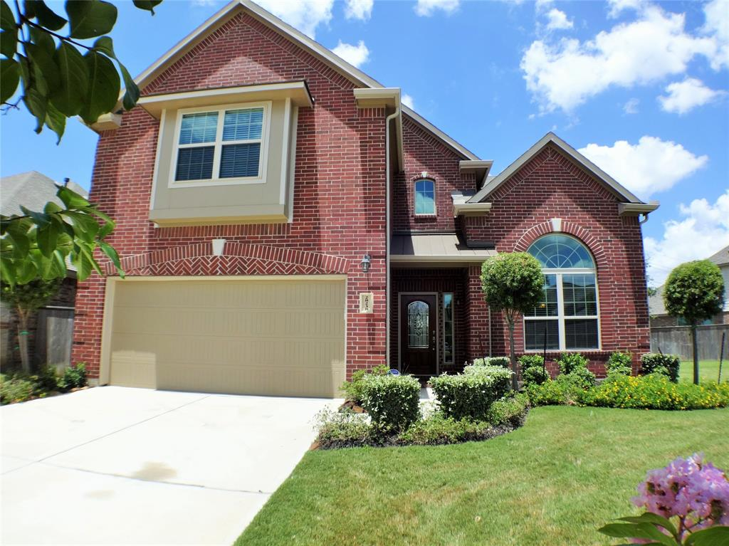 Photo of home for sale at 28238 Natalie Bend Road, Katy TX
