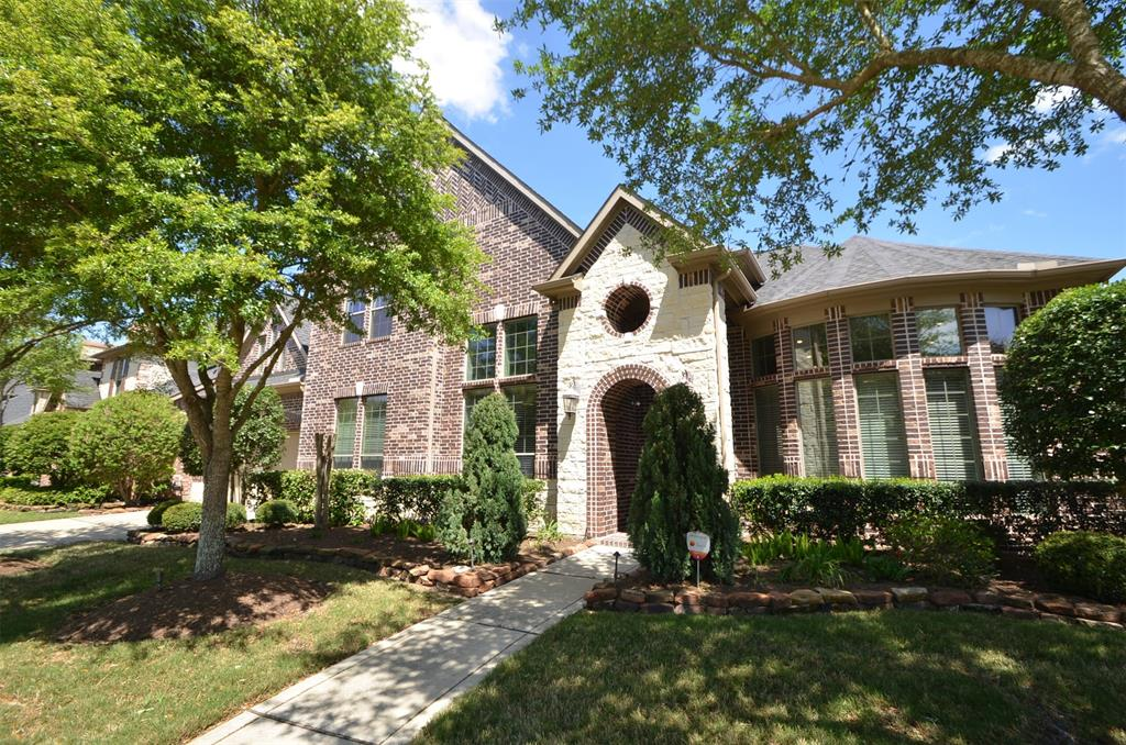 Photo of home for sale at 27918 Moss Fern Drive, Katy TX