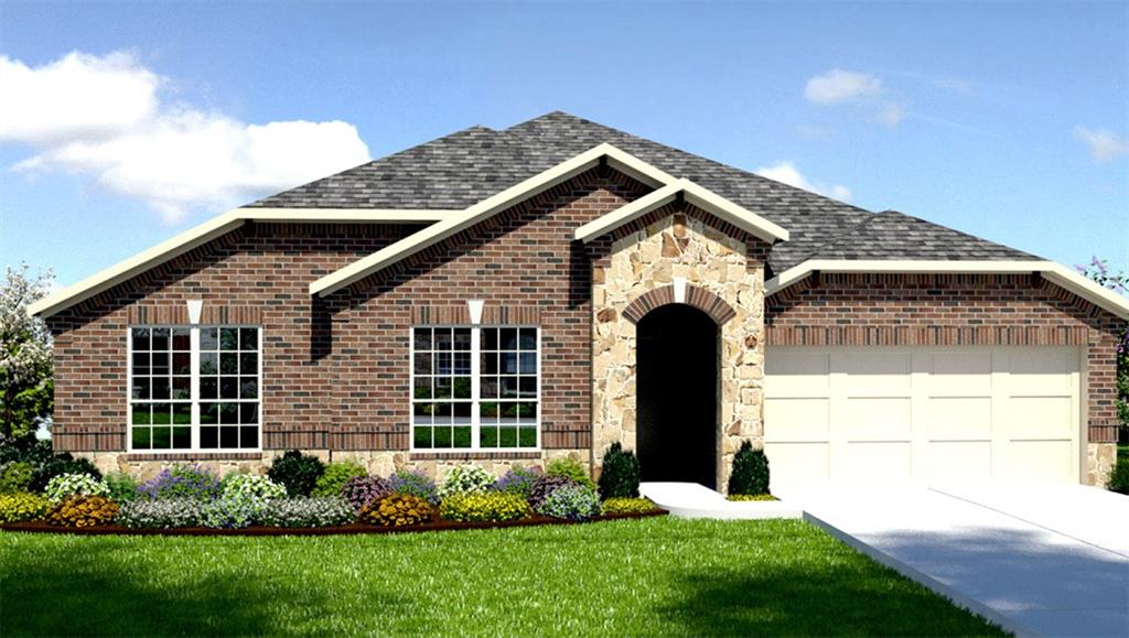 Photo of home for sale at 23002 Mulberry Tree Lane, Spring TX