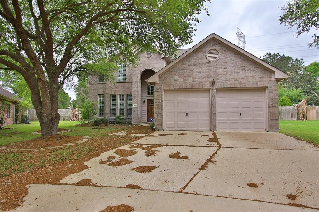 Photo of home for sale at 20723 Cottondale Court, Katy TX