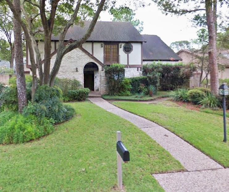 Photo of home for sale at 806 Soboda Court, Houston TX