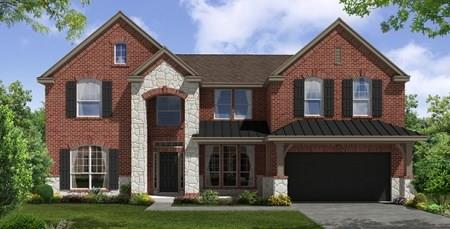 Photo of home for sale at 6251 Warwick Garden Lane, Spring TX