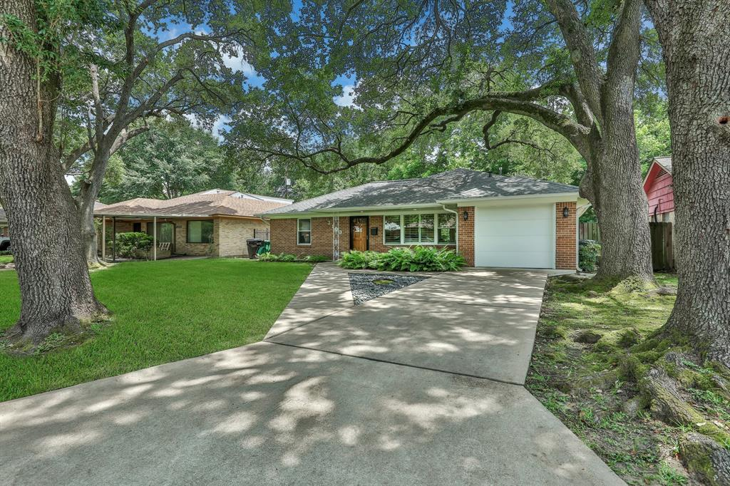 2103 Wakefield Drive Houston, TX 77018 - MLS #: 54964948