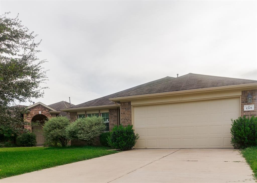 1203 Pecos Pass Drive Richmond, TX 77406 - MLS #: 54298146